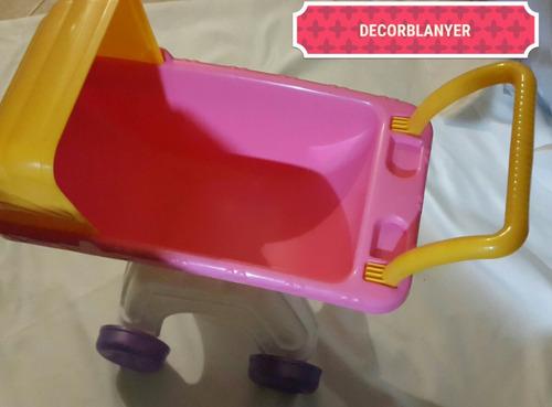 coche de muñecas para niñas excelente calidad