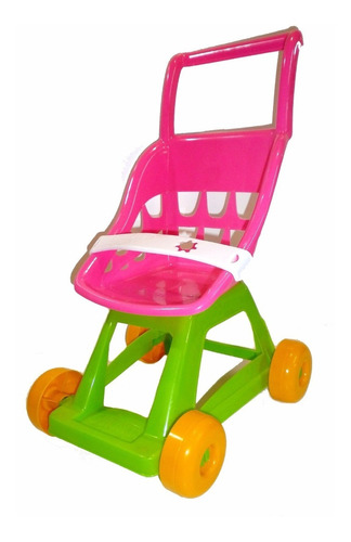 coche de paseo para muñecas duravit art. 608 irrompible