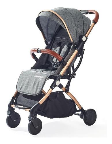 coche deportivo para bebe. tipo maleta. en aluminio