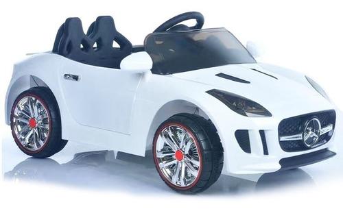 coche eléctrico a bateria estilo mercedes benz