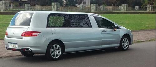 coche funebre peugeot 408