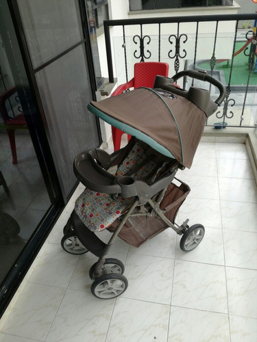 coche graco travel system