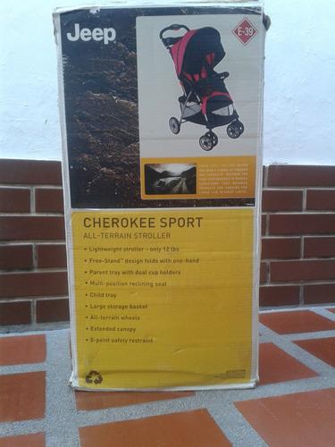 coche jeep cherokee sport