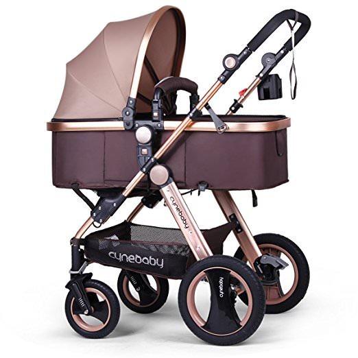 coche moderno de lujo cynebaby para bebe 5en1 compra honesta en mercado libre. Black Bedroom Furniture Sets. Home Design Ideas