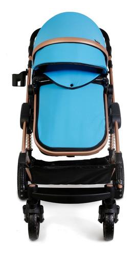 coche moises modena belluno baby aluminio liviano original