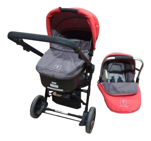 coche moises/huevito queen  premium - aj hogar