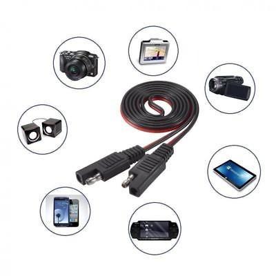 coche moto sae cable dual usb adaptador zócalo del cargador