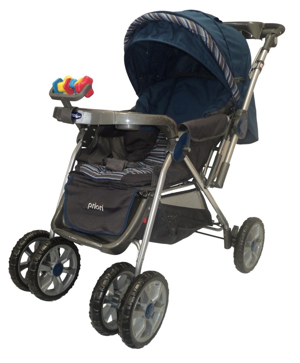 Coche para bebe marca priori manija reversible ref supra for Coches para bebes