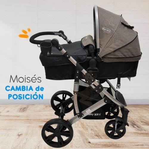 coche para bebe con cuna moises,cobertor pies,reversible