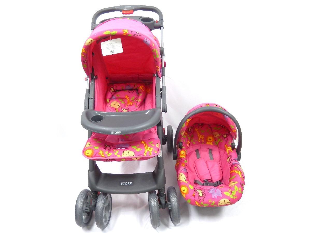 518125775 Coche Para Bebe Con Silla De Carro Niña Colores - $ 510.000 en ...