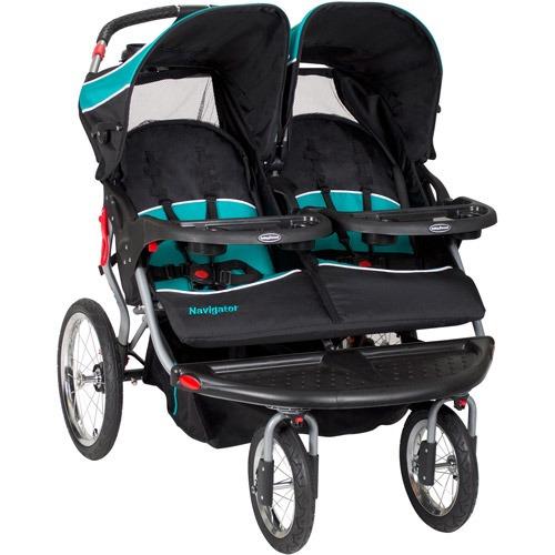 0449b547f Coche Para Bebe Baby Trend Navigator Doble Del Basculador Co ...