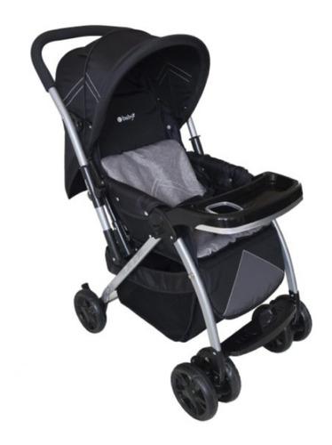 coche para bebe  ebaby con capota expandible