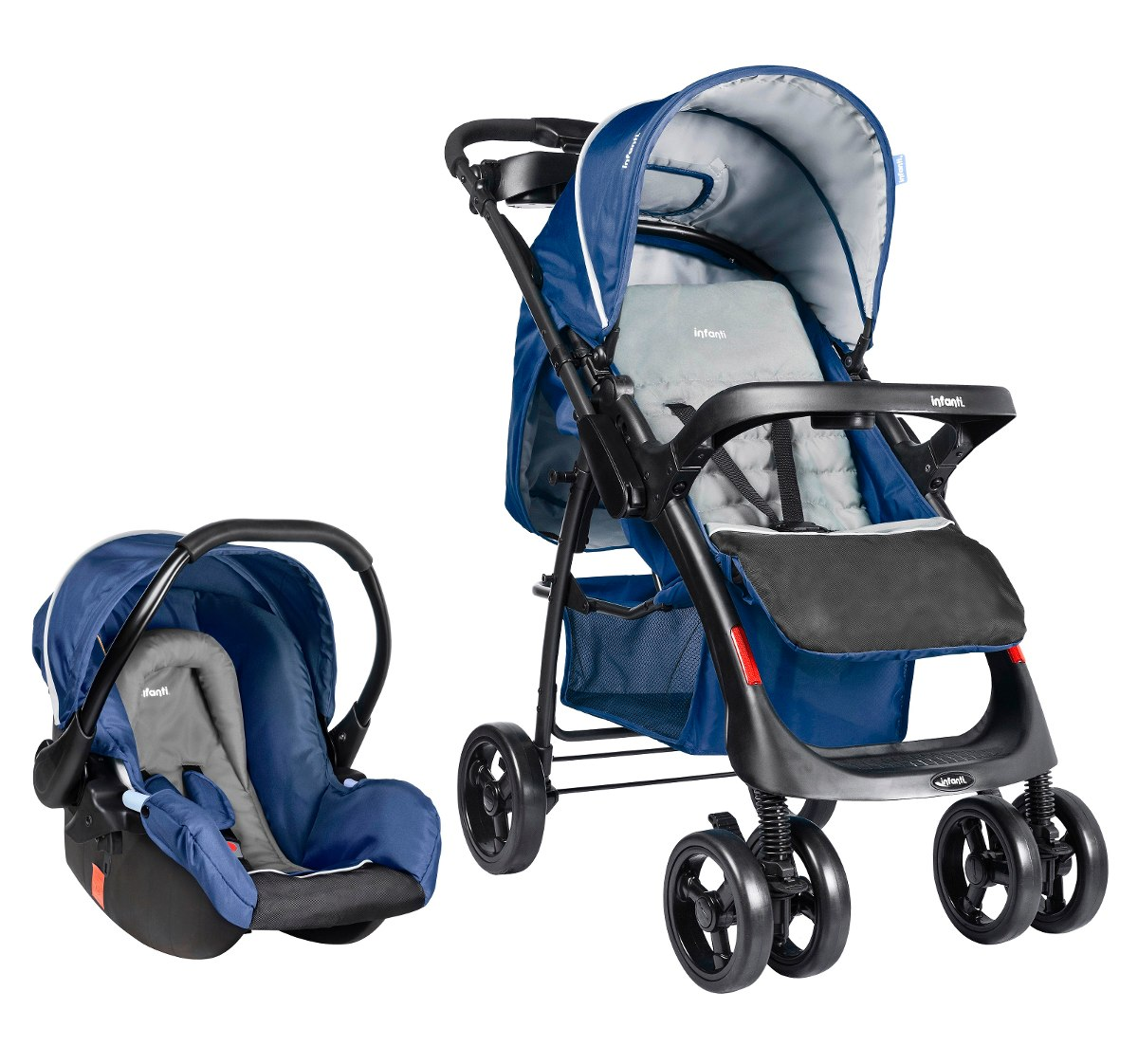 Coche para bebe infanti andes travel system mist wine s for Coches para bebes