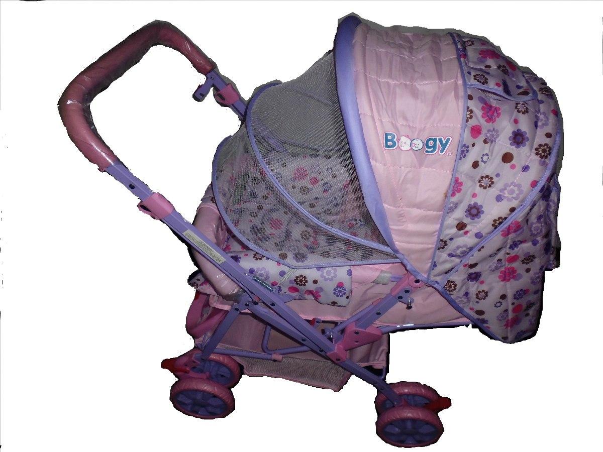 Coche para beb s ni a boogy pa alera 3 posiciones nuevo for Coches para bebes