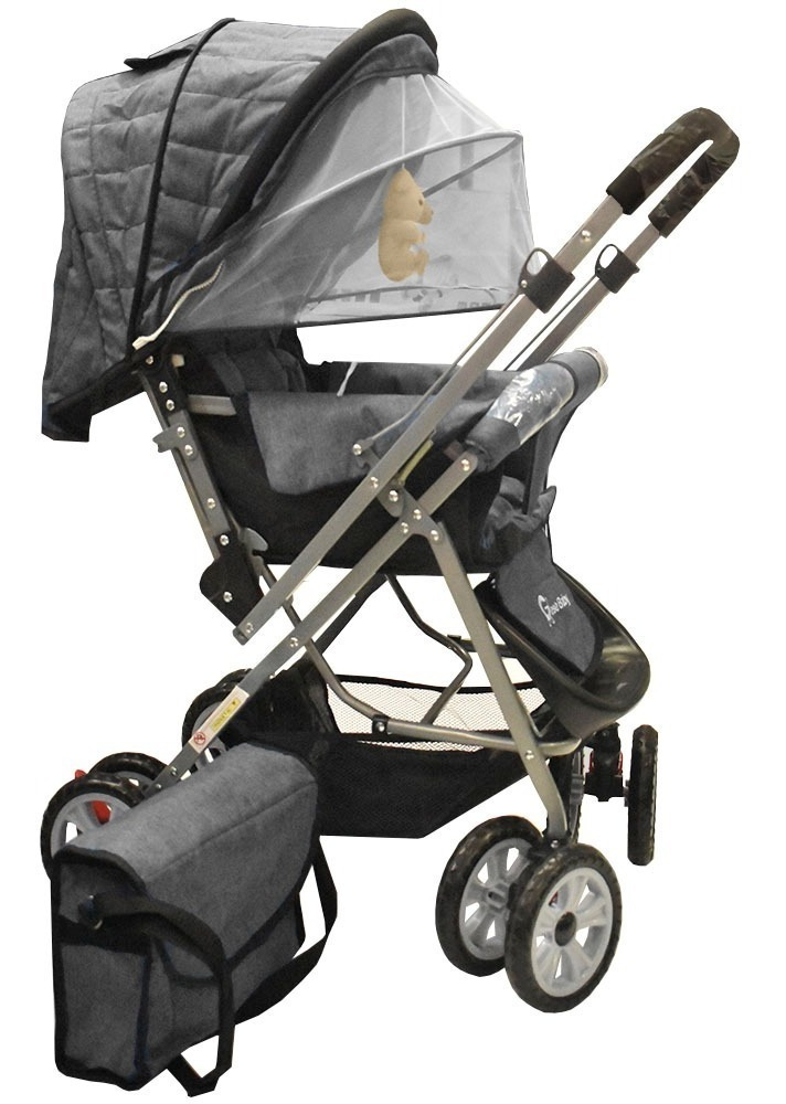 f4c100816 coche para bebesitos reversible, ropón,toldillo, pañalera. Cargando zoom.