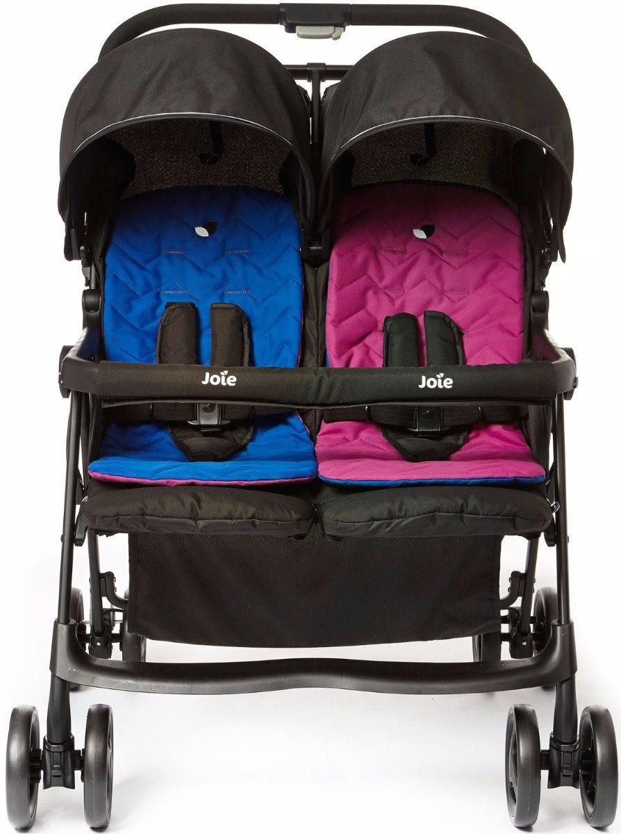 0eb30aa3a coche para mellizos doble infanti aire recien nacido + envio. Cargando zoom.