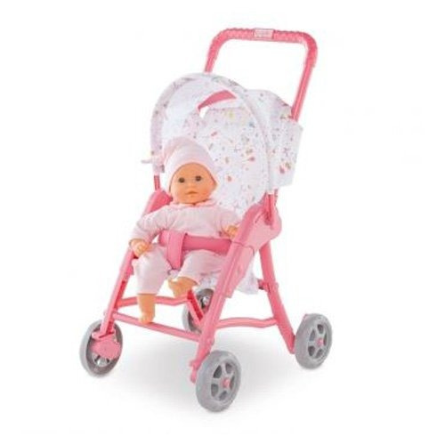 coche para muñeca de 12 pulgadas corolle