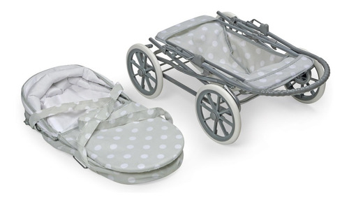 coche para muñeca para
