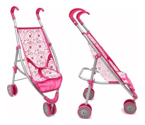 coche para muñecas nena cochecito paraguita love 4970 jogger