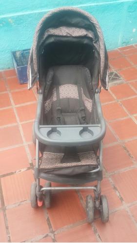 coche para niño con porta bebe y canguro