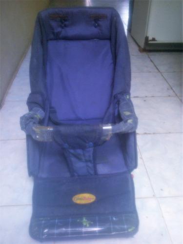 coche para niño gama baby 3 en 1, silla coche mecedora,