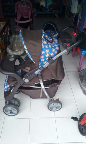 coche para niño marca stork de segunda ocasión