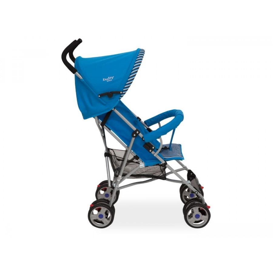 02917c7e3 Coche Paraguas Baby Way Azul - $ 39.990 en Mercado Libre