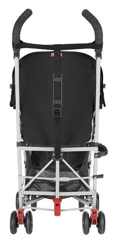 coche paraguas maclaren globetrotter negro