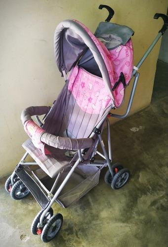 coche paraguas para niña excelentes condiciones *2 5vrds