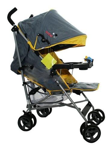 coche paraguita bebe disney reforzado bandeja 3054 babymovil