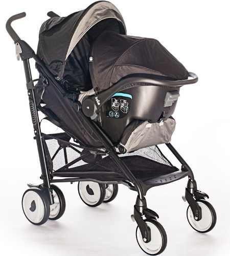Coche parag ita con silla para auto joie u s 349 00 en for Coches para bebes con silla para auto