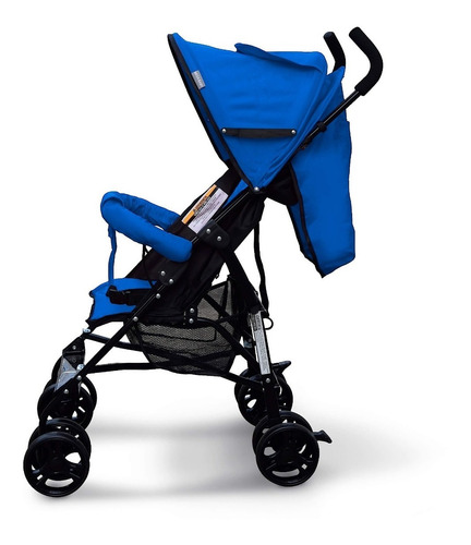 coche paraguita mega baby reforzado 6 posiciones reclina hasta 180°