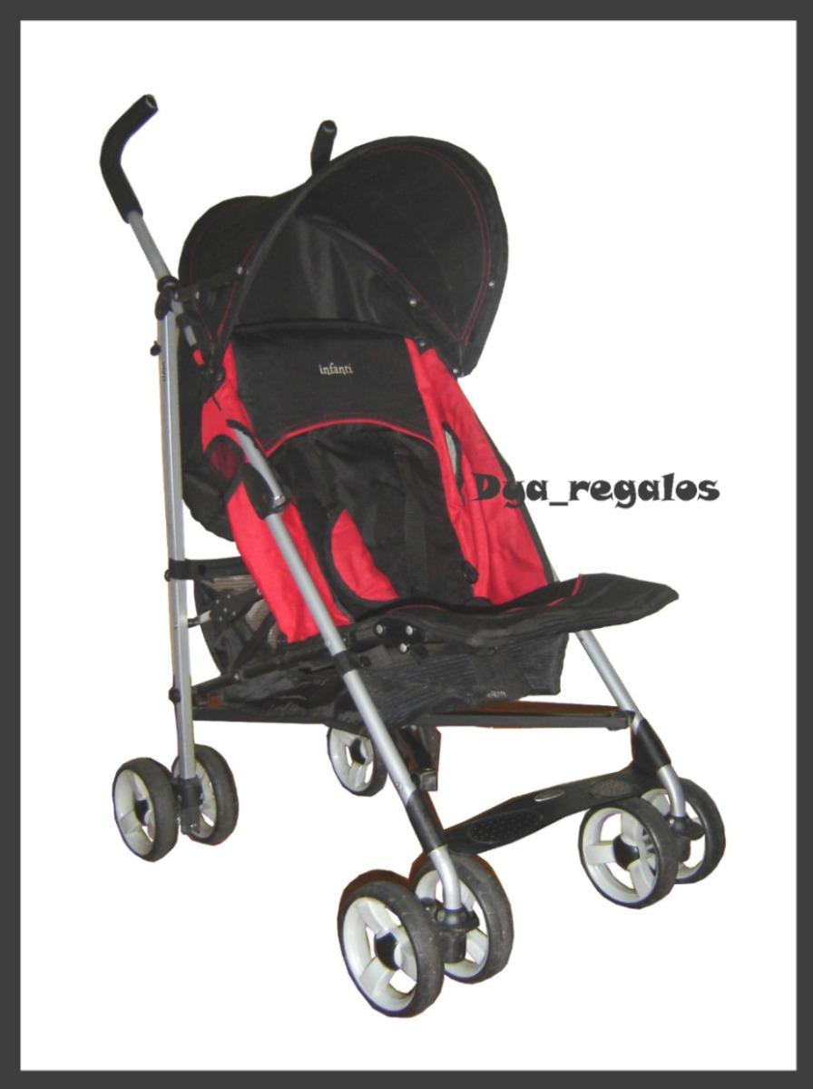 e3ed1afdc Coche Paraguita Para Bebe Infanti Plegable - $ 2.500,00 en Mercado Libre