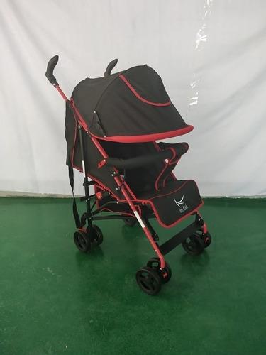 coche paragüitas bebes ancho 5 posiciones paraguas reforzado