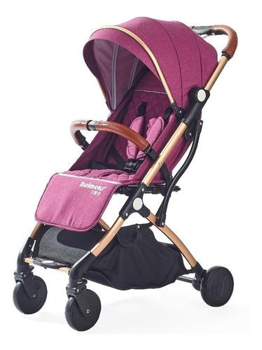 coche paseador para bebe tipo maleta + toldillo