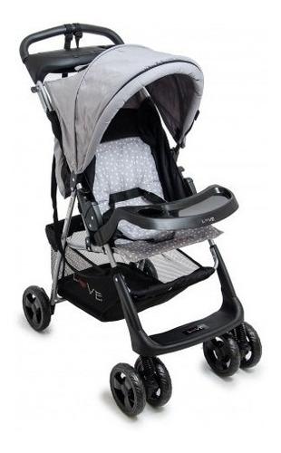 coche paseo bebe capota 2 bandejas 18kg love babymovil 1225