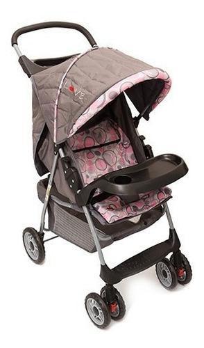 coche paseo bebe capota 2 bandejas love babymovil 220