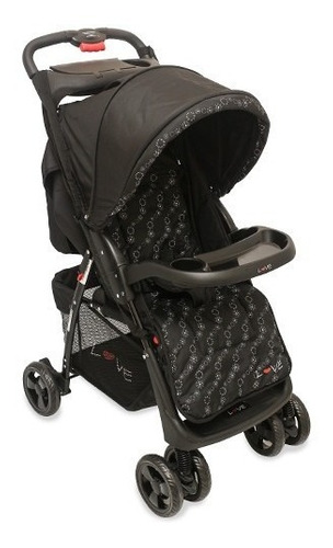 coche paseo bebe capota bandejas 18kg love babymovil 1223
