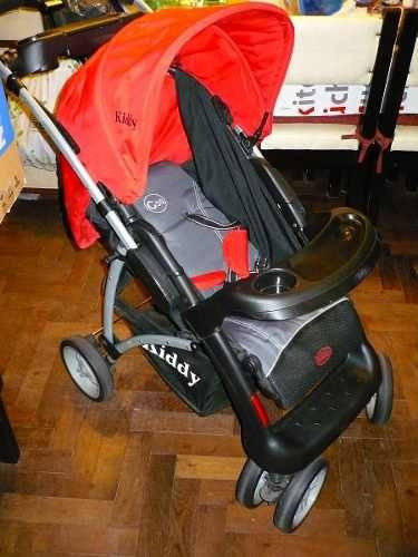 coche paseo bebe kiddy