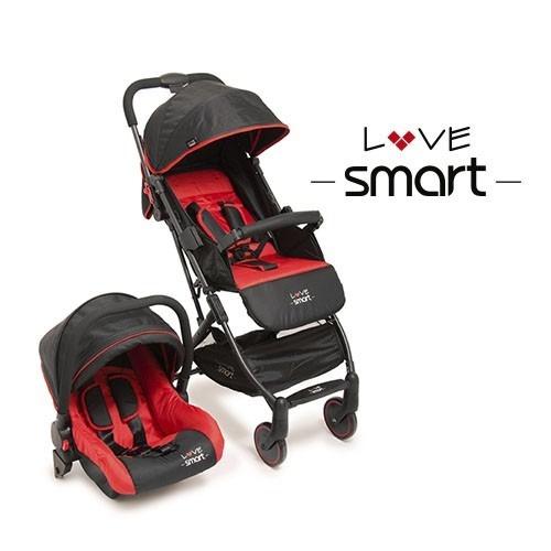 coche paseo huevito smart love 2205 cama a 1 mano babymovil