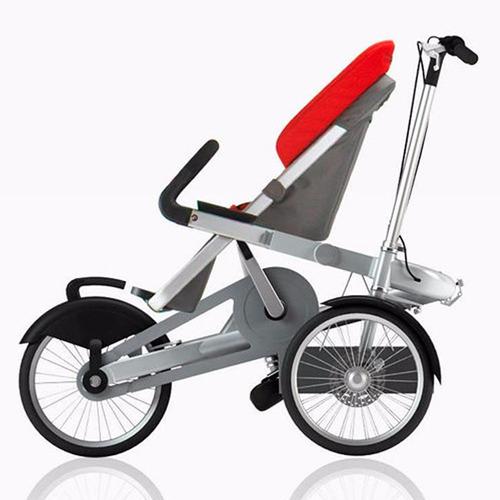 coche paseo para bebé