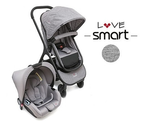 coche travel smart love 2005 moises huevito 3en1 babymovil