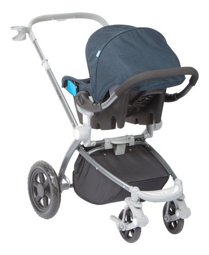 coche travel system epic 4g midnight blue infanti