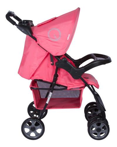 coche travel system kei london raspberry infanti