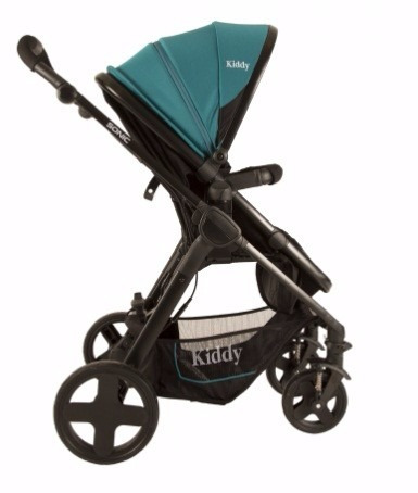 coche travel system kiddy sonic  kr0780