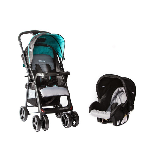 coche travel system - kiddy - zap travel