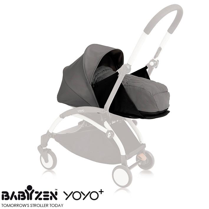Cochecito Babyzen Yoyo+ 0+ Chasis Negro + Moises Newborn - $ 18.990 ...