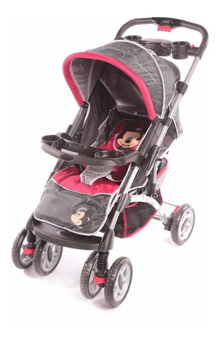 cochecito bebe con huevito disney ts3223 rebatible babymovil