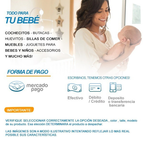 cochecito bebe con huevito moises gira 360 infanti babymovil