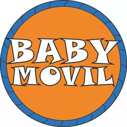 cochecito bebe huevito lanin moises mega baby babymovil